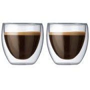 Set di 2 Bicchieri Pavina XS (Bodum)